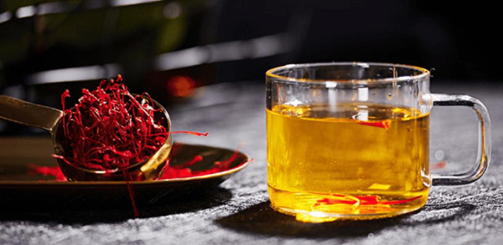 tiêu hóa tốt vơi saffron